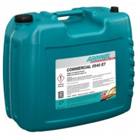 ADDINOL Commercial 0540 Е7, 20L