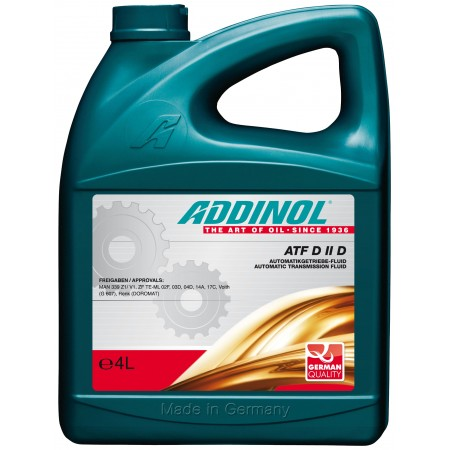 Addinol ATF D II D, 4л
