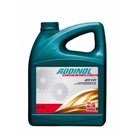 Трансмиссионное масло для вариаторов Addinol ATF CVT, 4л