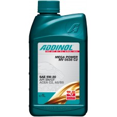 Addinol Mega Power MV 0538 C2, 1л