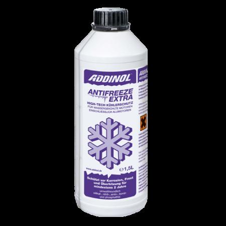 Антифриз ADDINOL Antifreeze Extra G12, 1.5л