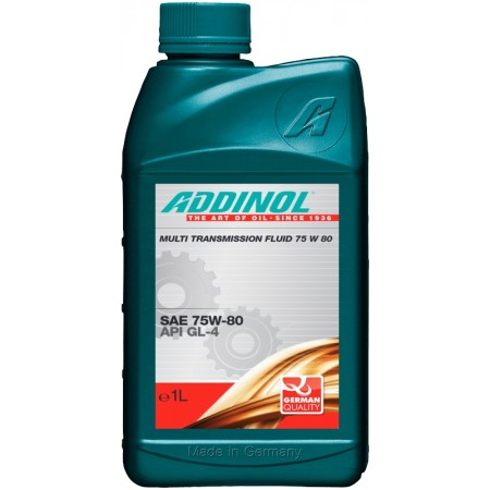 Addinol Multi Transmission Fluid 75W-80, 1л