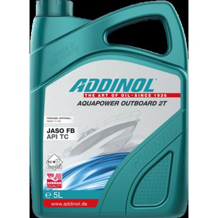ADDINOL AquaPower Outboard 2T, 5л