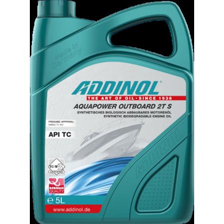 ADDINOL AquaPower Outboard 2T S, 5л