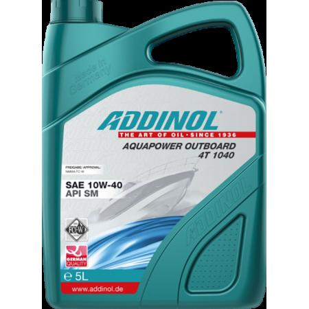 ADDINOL AquaPower Outboard 4T 1040, 5л