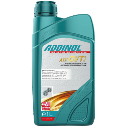 ADDINOL ATF CVT YELLOW, 1л