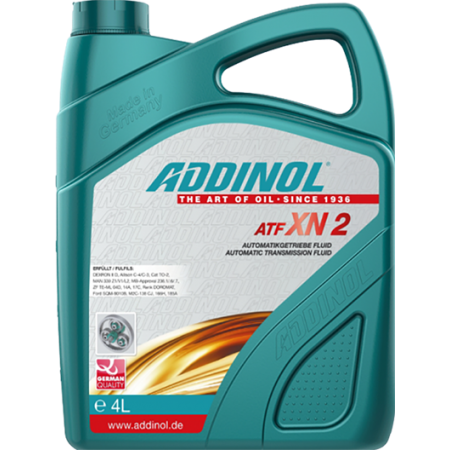 ADDINOL ATF XN 2, 4л