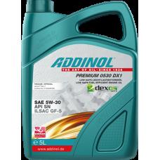 ADDINOL Premium 0530 DX1, 5 л